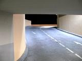 Parking Photographic Print by Laurent Grizon