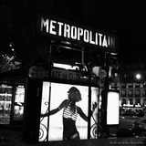 Metropolitain Photographic Print by Leon Le Baron