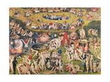 Charles III at St Peter's Giclée-Druck von Van Aeken Joren Anthoniszoon