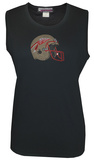 Juniors: Tank Top - Florida State Seminoles - Crystal Embellished Logo T-shirts