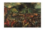 Berezowski's Assault on Czar Alexander II Giclee Print