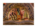 Martyrdom of Three Holy Women Giclée-Druck von Lorenzo Veneziano