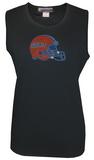 Juniors: Tank Top - Florida Gators - Crystal Embellished Logo T-Shirt
