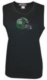 Juniors: Tank Top - Michigan State - Crystal Embellished Logo Shirt