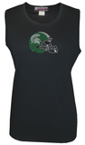 Juniors: Tank Top - Michigan State - Crystal Embellished Logo T-shirts