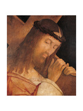 Jesus Christ Bearing the Cross Giclee Print by Bernardino Zaganelli