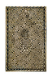 Mosaic Rug, 2nd Century Giclee Print
