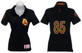 Juniors: Arizona Sun Devils - Collar Scholar Polo Shirt T-shirts