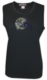 Juniors: Tank Top - LSU Tigers - Crystal Embellished Logo T-shirts