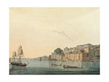 Aquatint from Oriental Giclee Print by Thomas & William Daniell