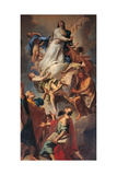The Virgin Mary of the Assumption Giclee Print by Francesco Pavona