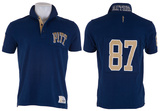 Pitt Panthers - Collar Scholar Polo Shirt T-Shirt