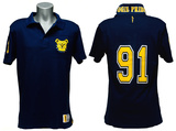 NC A&T Bulldogs - Collar Scholar Polo Shirt T-shirts