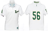 South Florida Bulls - Collar Scholar Polo Shirt T-shirts