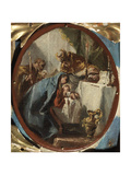 Mysteries of the Rosary Giclee Print by Francesco Guardi