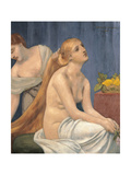 The Toilette Giclee Print by Pierre Puvis de Chavannes