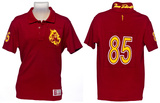 Arizona Sun Devils - Collar Scholar Polo Shirt T-Shirt