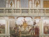 Scipio Thriumph Photographic Print by Francesco Fontebasso