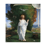 The Transfiguration Giclee Print by Andrea Previtali
