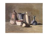 Still Life Giclee Print by Giorgio Morandi