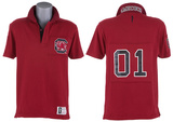 South Carolina Gamecocks - Collar Scholar Polo Shirt T-shirts