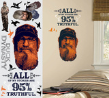 Duck Dynasty - Si Giant Wall Decal Wall Decal