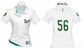Juniors: South Florida Bulls - Collar Scholar Polo Shirt Shirts