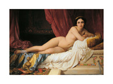 Odalisque Giclee Print by Luigi Mussini