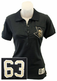 Juniors: Central Florida Knights - Collar Scholar Polo Shirt T-Shirt