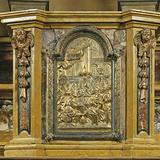 Altar Photographic Print by Filippo Juvarra
