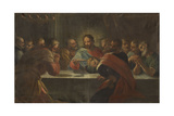 Last Supper Giclee Print by Giacomo Parolini