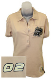 Juniors: Army Knights - Collar Scholar Polo Shirt Shirt