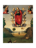 Assumption of Mary Magdalene Giclee Print