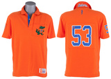 Florida Gators - Collar Scholar Polo Shirt Shirts