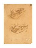 Hands Studio Giclee Print