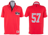 UNLV Rebels - Collar Scholar Polo Shirt Shirts