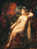 Galathea Giclee Print by Gustave Moreau