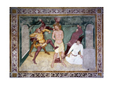 Flagellation of Christ (Flagellazione Di Cristo) Giclee Print