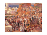The Mosque Giclee Print by Pierre-Auguste Renoir
