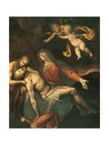 Piety Giclee Print by Giuseppe Montalto