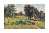 Apple Trees in Normandy Giclee Print by Jean-Baptiste-Armand Guillaumin