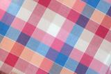 Scottish Plaid Fabric Pink Photographic Print by Laetitia Julien