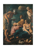 Announcement of the Slaughter of the Innocents Giclee Print