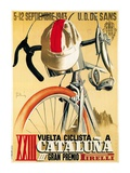 Volta Ciclista a Catalunya, 1943 Poster von  Lantern Press