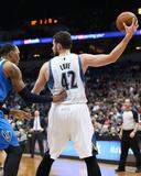 Dec 30, 2013, Dallas Mavericks vs Minnesota Timberwolves - Kevin Love Photo