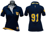 Juniors: NC A&T Bulldogs - Collar Scholar Polo Shirt T-shirts