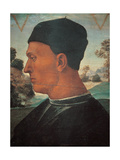 Portrait of Vitellozzo Vitelli Giclee Print by Luca Signorelli