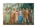 The Tribute Giclee Print by Tommaso Masaccio