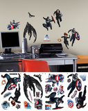 Captain America 2 Wall Decal Wall Decal