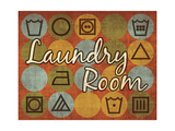 Laundry Symbols I Prints by N. Harbick